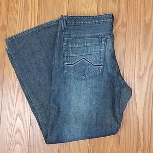 Urban Pipeline 34 x 30 Loose Bootcut Jeans
